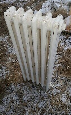 Antique Vintage American Radiator Hot Water or Steam Radiator 6-Fins