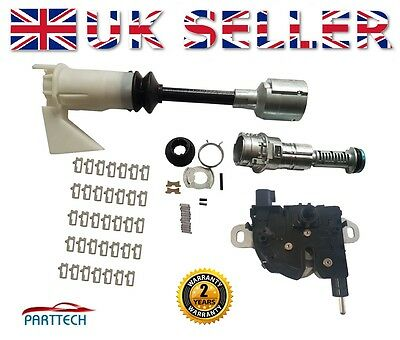 Ford Focus MK2 2004 -2011 Bonnet Release Lock Repair Kit + Hood Lock Hatch *NEW*