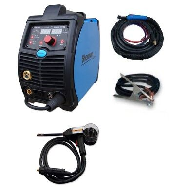 Sherman SYNERGIC DIGITAL Inverter DIGIMIG 200A MMA Brazing ARC Welder+ SPOOL GUN