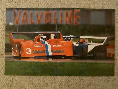 1981 Citicorp Mid Ohio Can-Am Race Car Picture Poster RARE Awesome L@@K