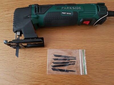 Brand New Blades x5 for Parkside Modelling Jigsaw PMST 100