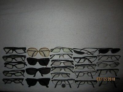 25 CARRERA eyeglasses MEN WOMEN college AVIATORS hollywood vintage BEACH trucker