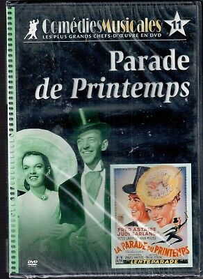 DVD Parade de printemps (Neuf sous blister) | Fred Astaire | Comedie | <LivSF>