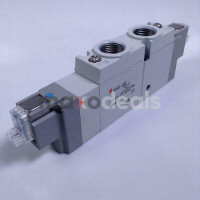 Air Compressors & Blowers Other Air Compressors Well-Educated Smc Sy5120-5lz-c4-q 5 Port Solenoid Valve