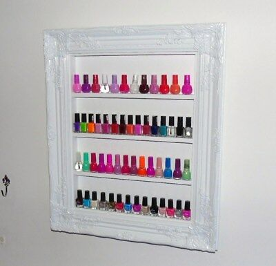 Nail Polish Rack Baroque Gelish Vynilux Shellac Opi Rimmel Beauty Salon Acrylic