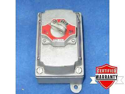 CROUSE HINDS EDS21271 SELECTOR SWITCH STATION 1 yr warranty
