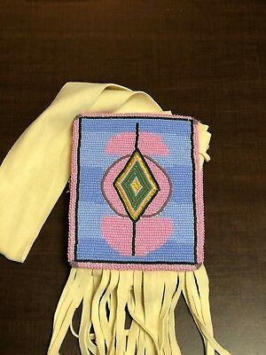 Native American Purse Double Sided