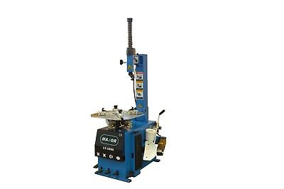 "Motorcycle Tire Changer Tire Machine, 6-22"" Rim Clamping Capacity, 1.5 HP Motor"