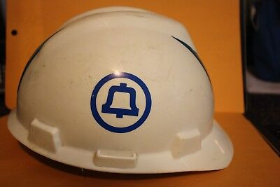 Bell System  Safety Helmet! Msa, Pre-Divestiture