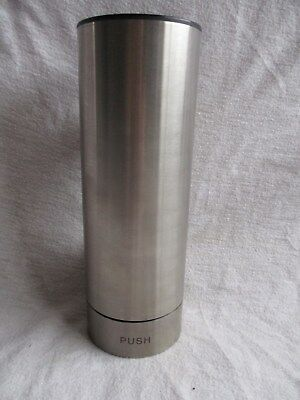 Frost Soap Dispenser Stainless Steel Wall Mounted Item Code 6946