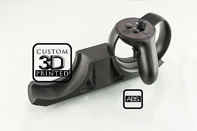 Oculus Rift CV1 touch controllers wall mount, holder vr