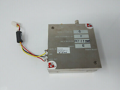 Q-Switch Driver Controller Laserscope KTP 532 P/N 0117-4860 * Parts SOLD AS IS *