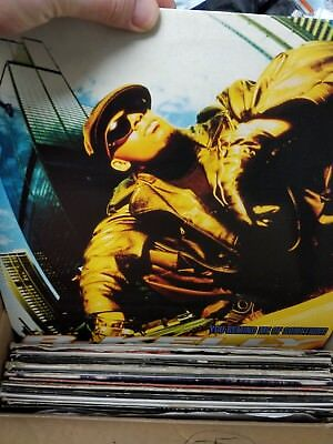 Job Lot Vinyl Records - 80's/90's House/R&B - 83 Records - Ex Club Collection