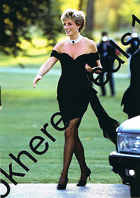 PRINCESS DIANA PHOTO 4X6 Lady Di Royal Collectibles London England Great Britain