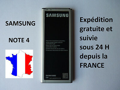 Batterie pour Samsung Galaxy NOTE4 / NOTE 4   N910  - 3220 MAH
