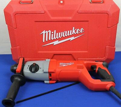 Milwaukee 5262-21 1 in. SDS D-Handle Rotary Hammer