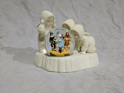 Snowbabies - 1999 Wizard of Oz They're Coming from Oz Oh My! Figurine 56.69010