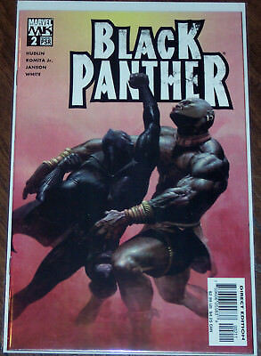 Black Panther #2 1st Shuri NM