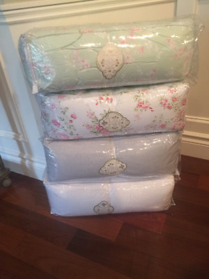 New Rachel Ashwell Shabby Chic Crib Bumpers