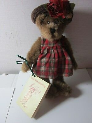 Lizzie Wishkabibble-Boyds Bears #50002 Signed Collectors Edition retired