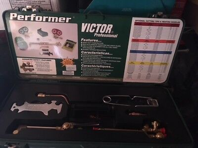 Victor Performer Welding & Cutting Outfit (0384-0865)