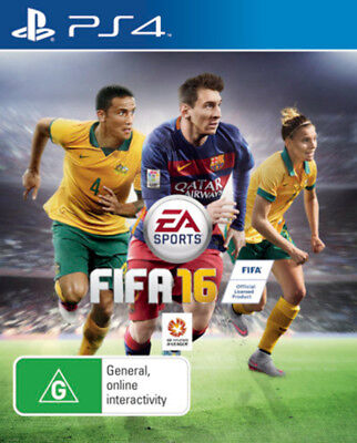 FIFA 16 PS4 Game USED