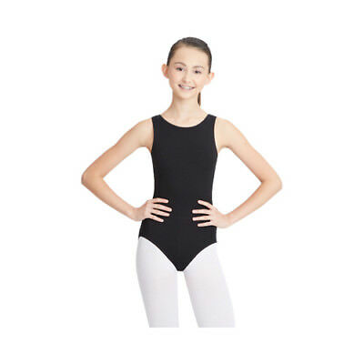 Capezio Dance Girls'   High Neck Tank Leotard (2 Pairs)