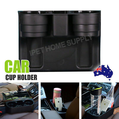 Cleanse Car Seat Side Drink Cup Holder Organizer Valet Travel  Bottle Table