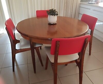 Mid Century G Plan Fresco Range Extension Dining Table