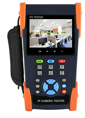 """3.5"""" Multi-function Portable Touch Screen CCTV Camera Video PTZ Tester Monitor"""