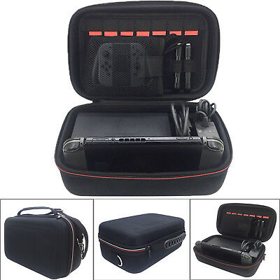 Portable Travel Case Cover Box Shockproof Bag For Nintendo Switch & Accessories