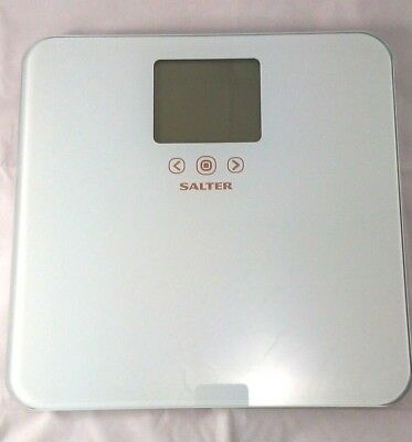 Salter Max Memories Digital Weight Extra Large Digits LCD Bathroom Scales 9085