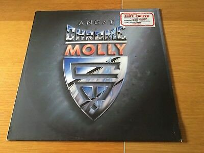 Chrome Molly - Angst - 1988 Lp Stunning Nm!! 100's More Metal Records In My Shop