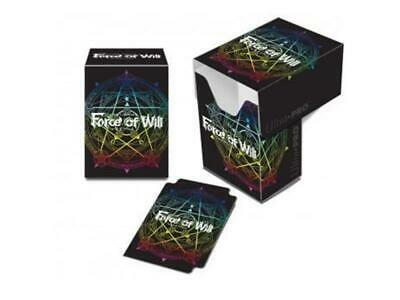 UP - Full View Deck Box - Force of Will - Magic Circle