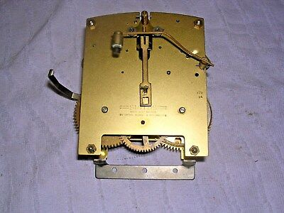 Clock  Parts ,  Brass   Clock Movement  Smiths
