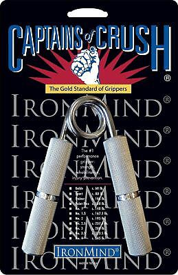IronMind | Captains Of Crush Hand Gripper Choose ANY Strength Level | BEST VALUE