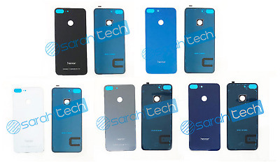 New Original Huawei Honor 9 Lite Rear Glass Back Battery Cover With Adhesive