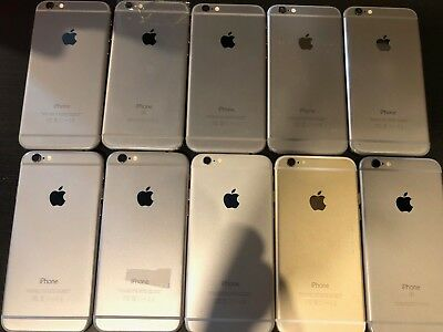 LOT of (10) Apple iPhone 6/6S AS IS (Read Description) w/ FREE Shipping