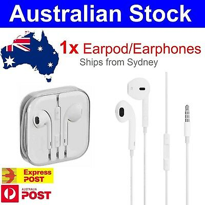 Earphones For Apple iPhone 6 5 6S For EarPods Earbuds iPad 3 iPod Nano iPhone 5
