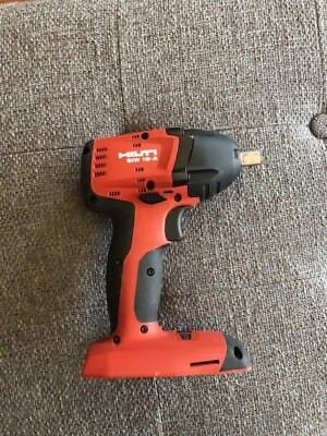 """HILTI SIW 18-A IMPACT WRENCH 1/2"""" (Tool Body Only)"""