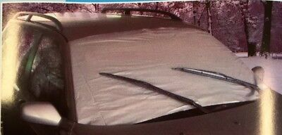 180X88 Cm Car Windscreen Anti Frost/ Ice/snow Cover Protector Windshield Suction
