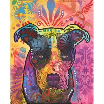 """Pitunia Print 8""""x 10"""" by Dean Russo (DR073)- Free Shipping"""