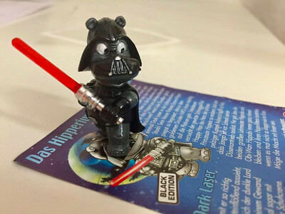 "HAPPY HIPPO ""Black Edition"" EINZELFIGUR inkl. BPZ  aus Happy Hippo Star Wars 02"