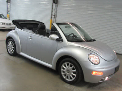 Volkswagen New Beetle Convertible 2dr GLS Turbo Manual
