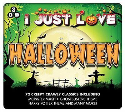 I Just Love Halloween - Childrens Halloween Party Music