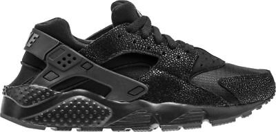 Run Trainers Suede Gym Nike Shoes Air Glitter Huarache Girls Running qRyEIf