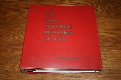 1971 International Harvester Full Line Advertising Sales Catalog Big Rare dealer