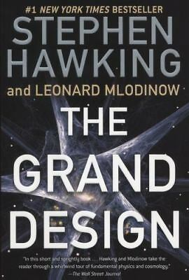 The Grand Design by Stephen Hawking Paperback Book (English)