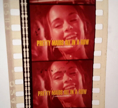 PRETTY MAIDS ALL IN A ROW (1971) 35mm trailer. Rock Hudson, Angie Dickinson