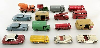 Matchbox Lesney Konvolut 1 (Regular Wheels)
